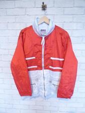 VTG Shell Suit Jacket Top Festival Tracksuit Windbreaker 80s/90s Large #D5624