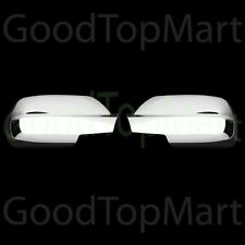 For Jeep Grand Cherokee 05-10 Chrome Full Mirror Covers