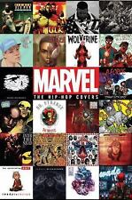 Marvel - The Hip-Hop Covers (2016, Hardcover) HC book Iron Fist Wolverine Hulk