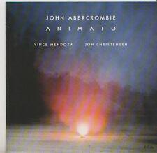JOHN ABERCROMBIE    CD  ANIMATO  ECM