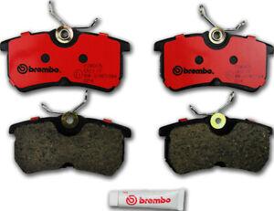 Disc Brake Pad Set-Brembo Rear WD Express 520 08860 253
