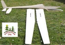 Rarität: Voll-GFK   Modellsegelflugzeug  Bausatz  DG-202   Spannweite: 4,84m