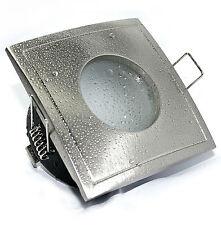Feuchtraumlampe IP65 5 Watt = 50W Bad Spot Einbaustrahler DIMMBAR 230V LED