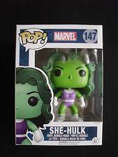 Pop! Marvel - She-Hulk Vinyl Bobble-head by Funko