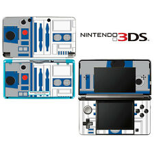 Vinyl Skin Decal Cover for Nintendo 3DS - Star Wars R2-D2 R2D2
