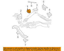 GM OEM-Engine Motor Mount Torque Strut 15138296