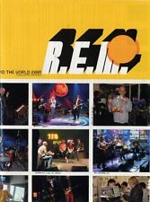 R.E.M. Fanclub Newsletter 2001