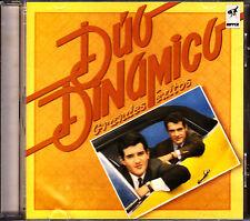 CD DUO DINAMICO grandes exitos SPAIN 1990 COMPILATION