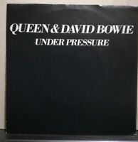 QUEEN & DAVID BOWIE - UNDER PRESSURE- lato B - QUEEN SOUL BROTHER - NUOVO 1981