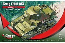 MIRAGE HOBBY 726072 1/72 U.S. Light Tank M3 'LUZON 1942'