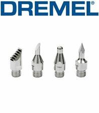 DREMEL VersaTip Pyrography Accessories Set (4 No Tips) (26150204JA)