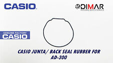 CASIO GASKET/ BACK SEAL RUBBER, FOR MODELS AD-300