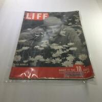 Life Magazine: August 17 1942 - Ace Guerilla