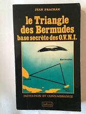 LE TRIANGLE DES BERMUDES BASE SECRETE DES OVNI 1978 PRACHAN