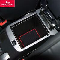 for Mitsubishi Lancer 2008-2016 Anti-Slip Gate Slot Cup Mat Accessories Non-Slip