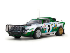 SUN STAR 1:18 AUTO LANCIA STRATOS HF RALLY #3 MUNARI/DREWS '75 SAFARI RALLY 4566