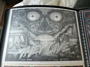 They Live By Drew Millward Variant Edition of 75 New/Mint