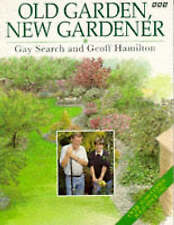 Very Good, Old Garden, New Gardener, Hamilton, Geoff, Search, Gay, Book