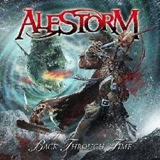 "ALESTORM ""BACK THROUGH TIME"" CD NEU"