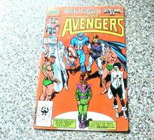 THE AVENGERS # 266     MARVEL COMICS