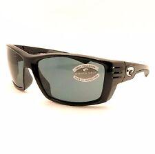 7c6b264dc2 Costa Del Mar Cortez Shiny Black 580P Grey Polarized Authentic CZ11OGP r