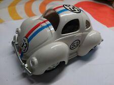 Disney - Modellino - 53 Herbie Maggiolino Tutto Matto - A frizione e molla, '90