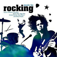 ROCKING ~ ROCK HITS FROM THE 60's 70's 80's CD Rainbow,Free,Rush,Dio,