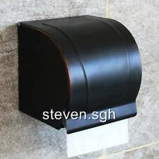 Free Shipping Bathroom Vintage Oil Rubbed Bronze Toilet Roll Paper Holder K820