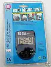 BIG DIGIT COUNTDOWN TIMER for COOKING TIMING  TRUCK DRIVER HOURS