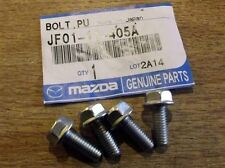 Crankshaft NOK outer pulley bolt set, Mazda MX-5 mk1, mk2, 1990-05, crank bolts