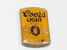 Vintage Coors Light Beer Can Enamel Beer Pin (Coors Can #8) *