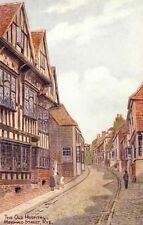 Sussex Architecture & Cityscape Collectable Artist Signed Postcards