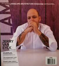 Landscape Architecture Mag Jerry Van Eyck LAM Feb 2015 FREE SHIPPING