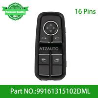 Driver Door Power Window Switch For Porsche 911 2012-2015 99161315102DML