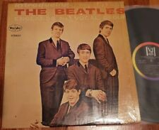 INTRODUCING THE BEATLES, ENGLANDS NO.1 VOCAL GROUP, VEEJAY LP1062, IN SHRINK