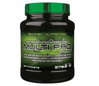 Scitec Nutrition Multi Pro Plus 30 Omega-3 Vitamine Mineralien Q10 uvm. 30 Tage