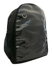 BLACK CLEAR FRONT Backpack Rucksack School College Korean KPOP Rock Custom Bag