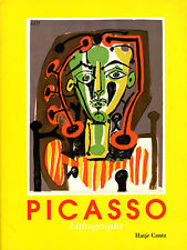 Picasso. Lithographs. A cura di Reusse. Ed. Cantz. 2000. MB88