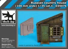 BLACK DOG RUSSIAN COUNTRY HOUSE D35076