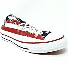Converse Chuck Taylor All Star Ox Low Top Stars and Bars Americana Size 13 M3494
