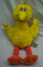 "GUND Sesame Street NICE SOFT BIG BIRD 13"" Plush STUFFED ANIMAL TOY"