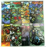 Teenage Mutant Ninja Turtles #40 41 43 44 46-49 B Eastman Variant IDW Comic Set