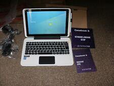 "Tetratab Casebook 3- 10.1"" 2-in-1 Touchscreen Laptop/Tablet 2GB RAM 64GB, 4G LTE"