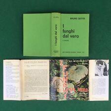 Bruno CETTO - I FUNGHI DAL VERO Saturnia (1972) Libro con Fotografie a colori
