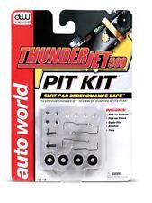 Auto World Thunderjet 500 Pit Kit W/ Pickups, Guides, Springs, Brushes & Tires
