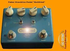 "Faber Overdrive Pedal ""Gottfried"" in limitierter Auflage"