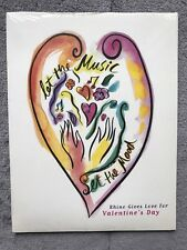Let The Music Set The Mood (Rhino records) RARE promo CD in card (SEALED) '98