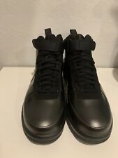 Nike Air Force 1 Foamposite Cup  sz 11 ah6771 001 black basketball retro shoe