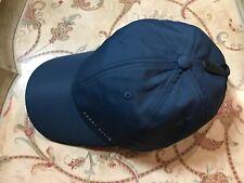 PERRY ELLIS MENS HAT CAP BLUE ADJUSTABLE RETAIL-$36 NWT