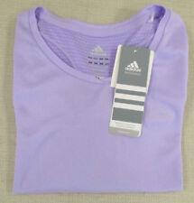 ADIDAS Supernova Women's Performance Running Top Shirt Purple Medium NEW